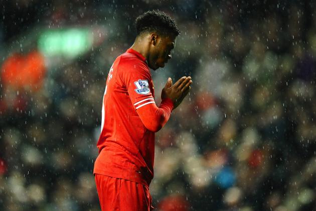 23 Reasons Why Daniel Sturridge Needn't Be Upset by His Penalty Miss