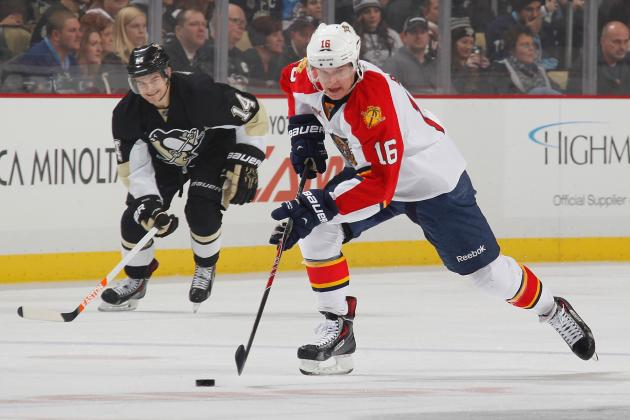 Panthers Take Kopecky off IR, Place Barkov on It