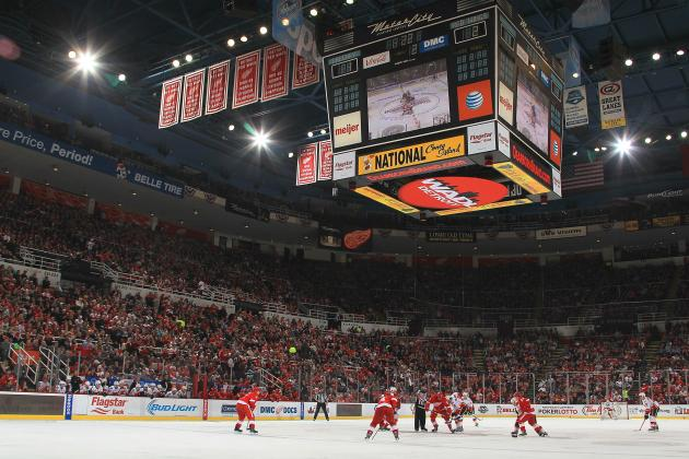 Land Deal for New Red Wings Arena Focus of Hearing