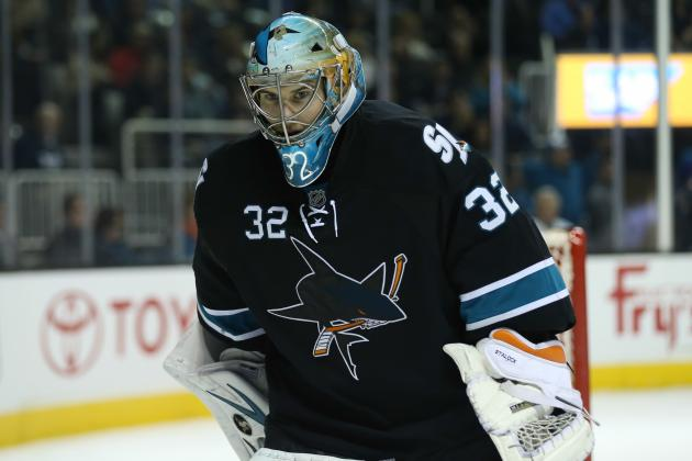 Sharks' Stalock Didn't Know He'd Play Again After Injury