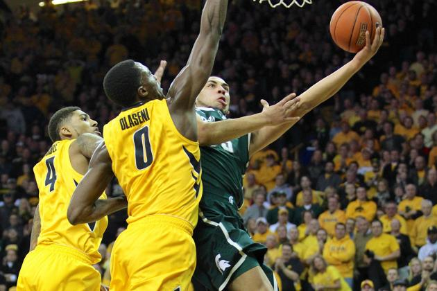 Michigan State vs. Iowa: Live Score, Highlights and Reaction