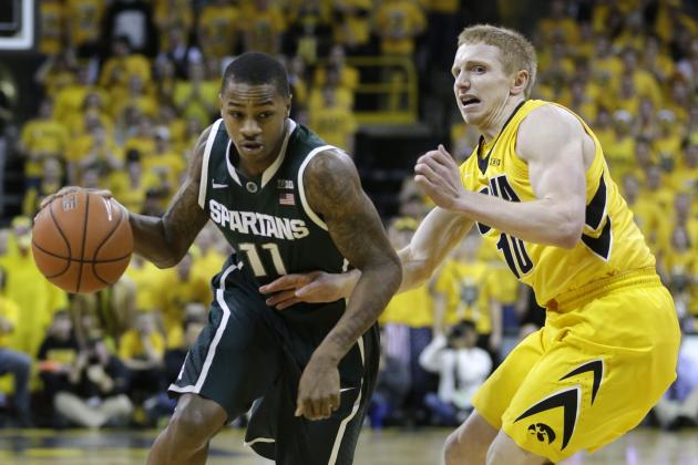 Michigan State vs. Iowa: Score, Grades and Analysis