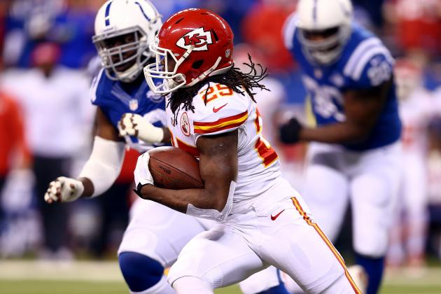 Jamaal Charles Thinks He Didn't Have a Concussion in Playoff Game