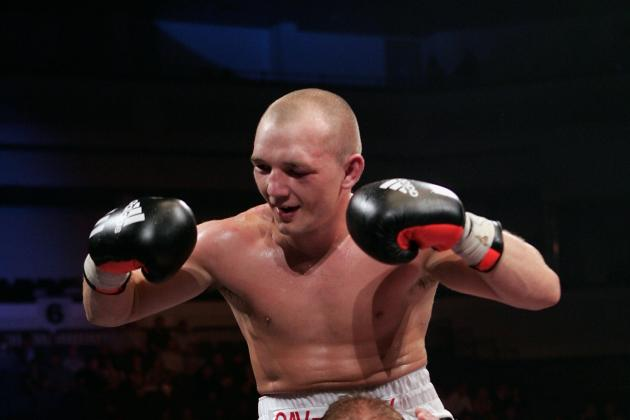 Gavin Rees vs. Gary Buckland: Fight Time, Date, Live Stream, TV Info and More