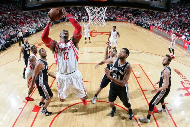 San Antonio Spurs vs. Houston Rockets: Live Score and Analysis