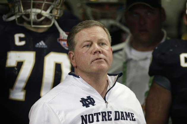 BCS Years in Review: 2012, Notre Dame's Last Shot at BCS Glory