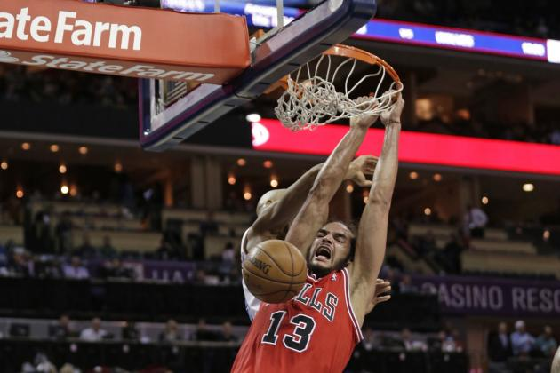 Did Chicago Bulls Jump the Gun with Joakim Noah All-Star Announcement?