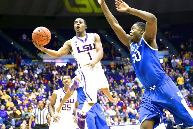 Kentucky vs. LSU: Score, Recap and Analysis for Tigers' Upset Win