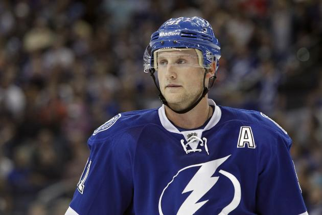 Steven Stamkos Faces Rush Job to Olympics