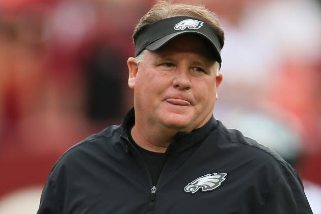 Chip Kelly's Top 15 Quotes in His First Year as Eagles Head Coach