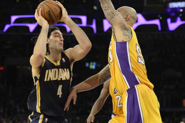 Indiana Pacers vs. Los Angeles Lakers: Live Score and Analysis