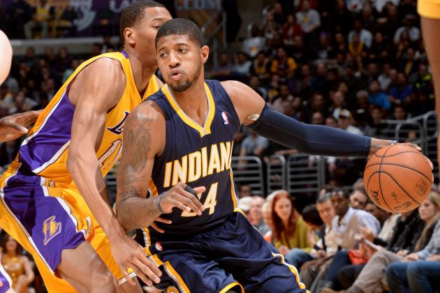 Indiana Pacers vs. Los Angeles Lakers: Postgame Grades and Analysis