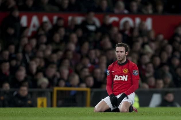 Manchester United: Envisioning Manchester United's XI with Juan Mata in the Team