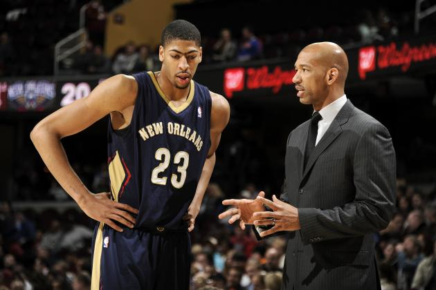What Is Anthony Davis' Long-Term Position in the NBA?
