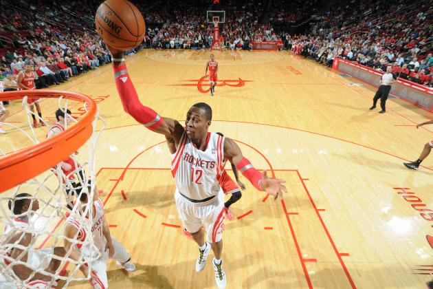 Houston Rockets Can't Win a Title, but Can Mess Up NBA Playoffs