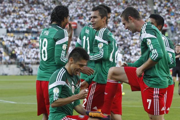 Mexico vs. South Korea: Date, Time, TV Info and Preview