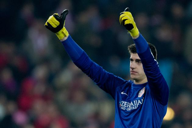 Chelsea Transfer News: Thibaut Courtois Blow Dealt to Atletico by Jose Mourinho