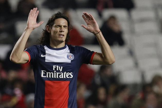 Why Edinson Cavani Should Leave PSG for the Premier League