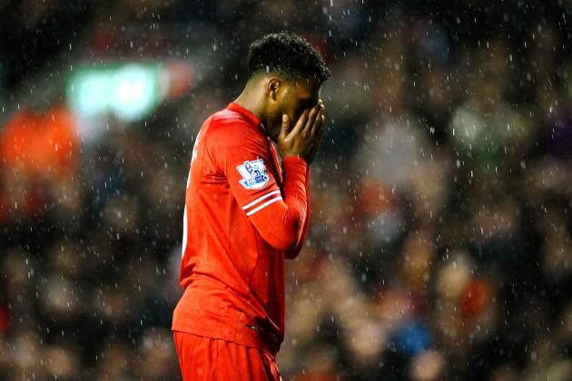 Daniel Sturridge Warned by Liverpool Boss Brendan Rodgers After Derby Tantrum
