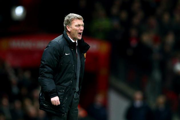 Manchester United Transfer News: David Moyes Wants Midfielder and Left-Back