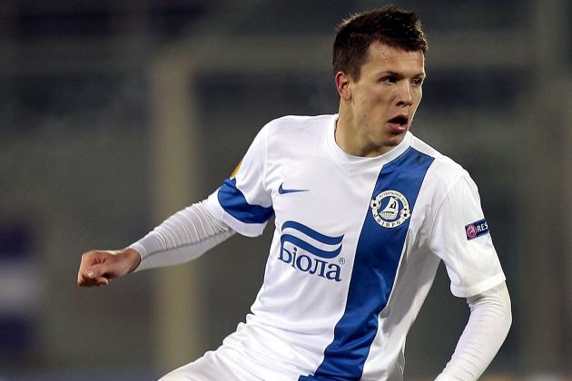 Liverpool Transfer News: Yevhen Konoplyanka Bid Made as 'Major Signing' Emerges