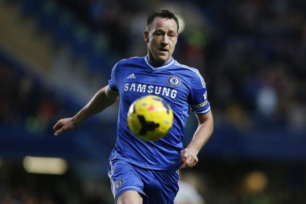 Chelsea Would Be Making a Big Mistake If They Let John Terry Go