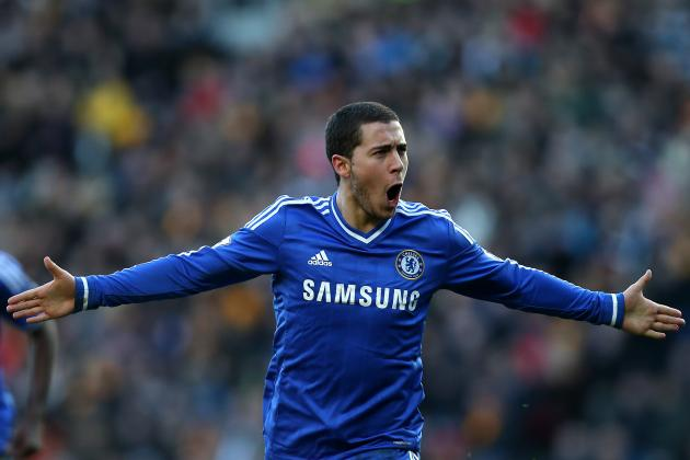 Chelsea Transfer News: Eden Hazard Not Wanted by PSG Chief Nasser Al-Khelaifi