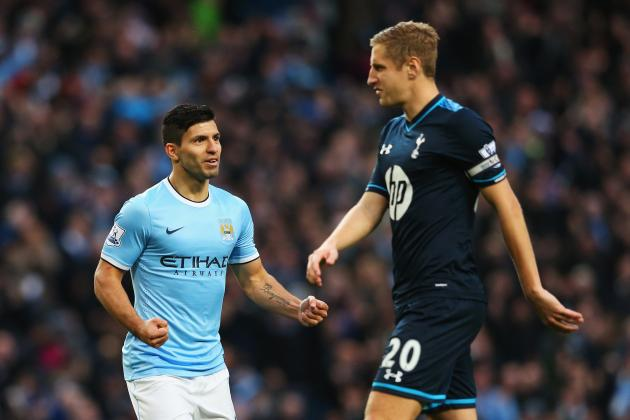 Tottenham Hotspur vs. Manchester City: 3 Key Tactical Battles