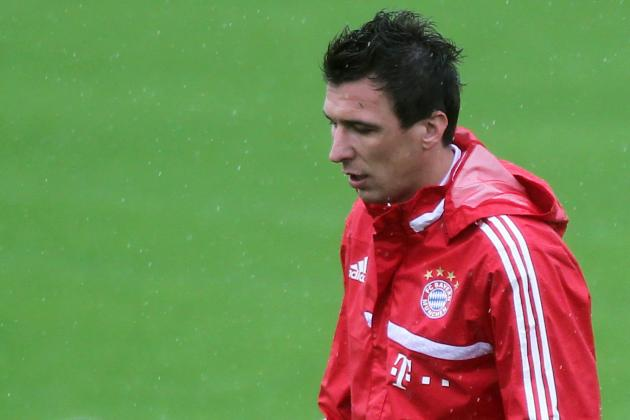 Arsenal Transfer News: Mario Mandzukic's Bayern Snub a Good Sign for Gunners