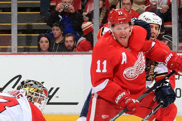 Detroit Red Wings' Man Advantages Nullified by Lack of Power Personnel