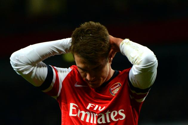 Arsene Wenger Must Make Transfer Move to Offset Aaron Ramsey Injury Blow