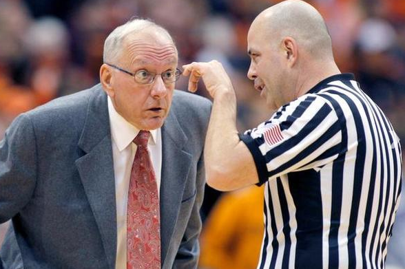 Jim Boeheim Has Friends in ACC Places