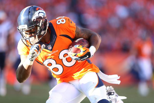 Super Bowl XLVIII Fantasy Football Wide Receiver Rankings