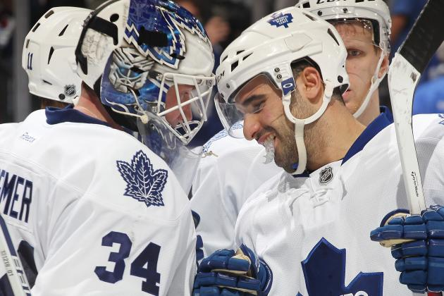 Maple Leafs' Patience with Kadri Paying Off