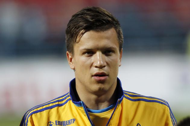 Liverpool Transfer News: Yevhen Konoplyanka's Dad Expects Move, Fee 'Agreed'