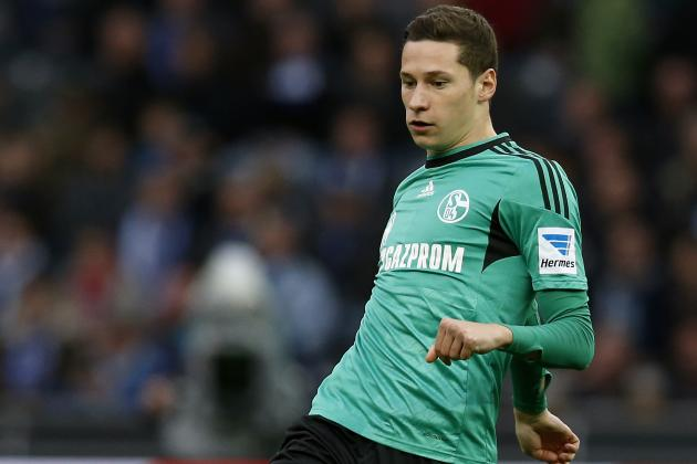 Arsenal Transfer News: Julian Draxler Valuation Blocking Schalke Exit