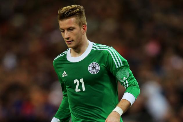 Manchester United Transfer News: Marco Reus Worthy of No. 7 Shirt