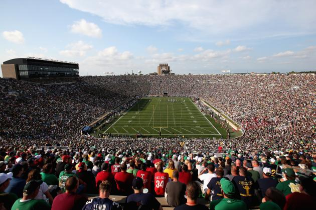 Notre Dame Experience Continuing to Grow