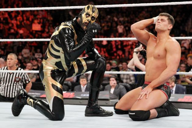 Cody Rhodes vs. Goldust Should Not Happen at WrestleMania 30