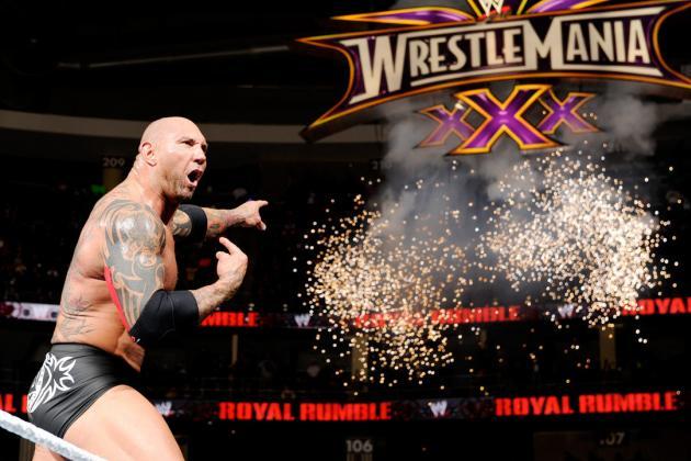 Batista's WWE Return Was Bad Timing for Daniel Bryan