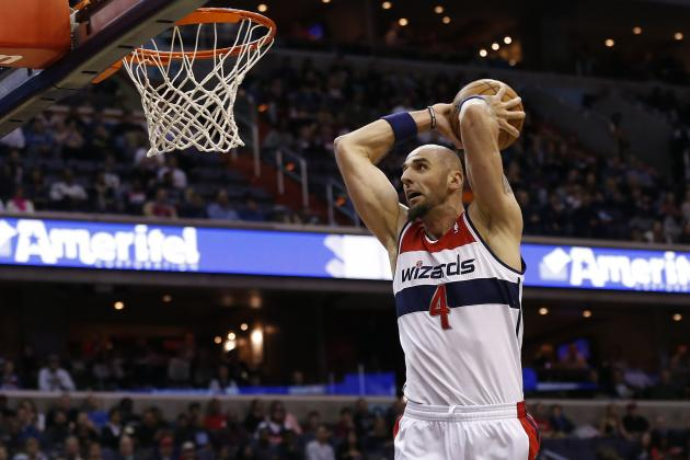 Marcin Gortat Wants to Bring Back Short-Shorts for a Night in the NBA