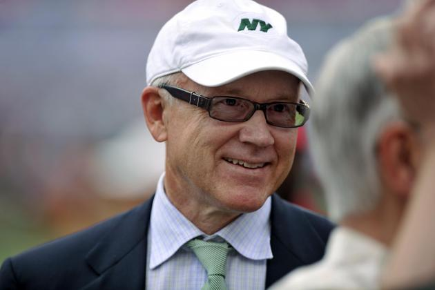 Woody Johnson: 'You Can't Beat Rex'