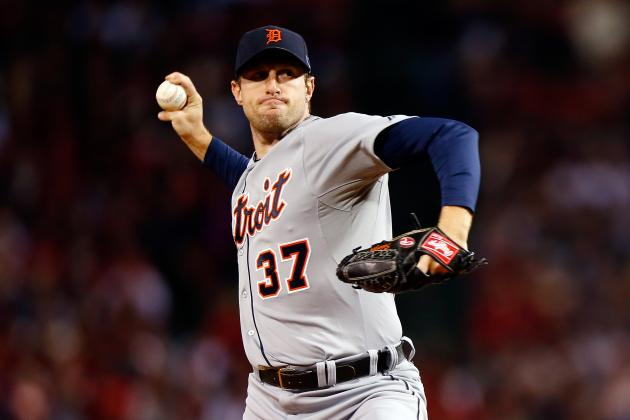 Closer Look at the Tigers' Very Big 2014 Max Scherzer Dilemma