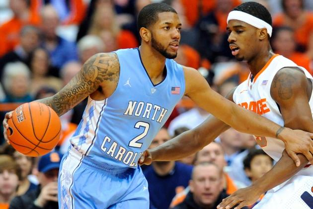 UNC Basketball: Why Leslie McDonald Will Be the Key to Tar Heels' Tournament Bid