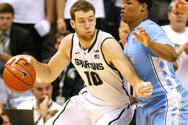 Michigan State Basketball: How Matt Costello Is Stealing the Spotlight