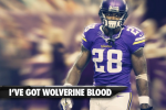 AP: I Have 'Wolverine Blood' in Me, I Will Break Rushing Record