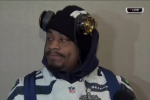 Lynch to Media: 'I'm Just Here So I Won't Get Fined Bro'