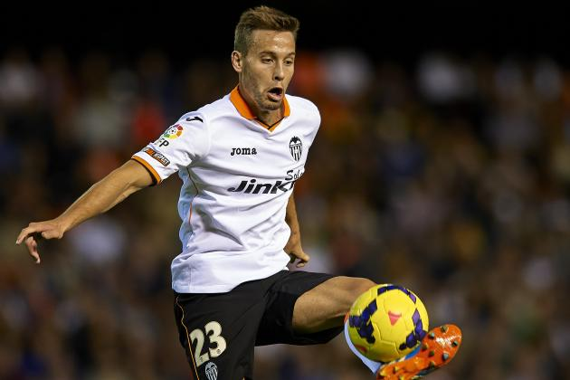 Sergio Canales: From Real Madrid's Next Superstar to Valencia's Unwanted Man