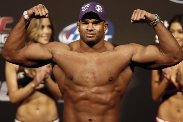 Mir vs. Overeem Results: Winner, Highlights and Analysis