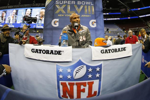 How Champ Bailey Can Cement HOF Career with Strong Super Bowl Showing